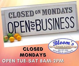 Blooms Closed Mondays2.jpg