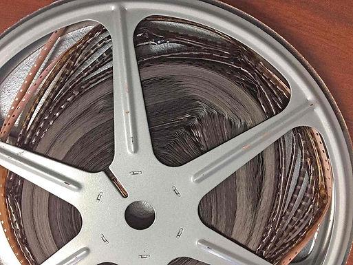 Home Movie Film Reels to DVD