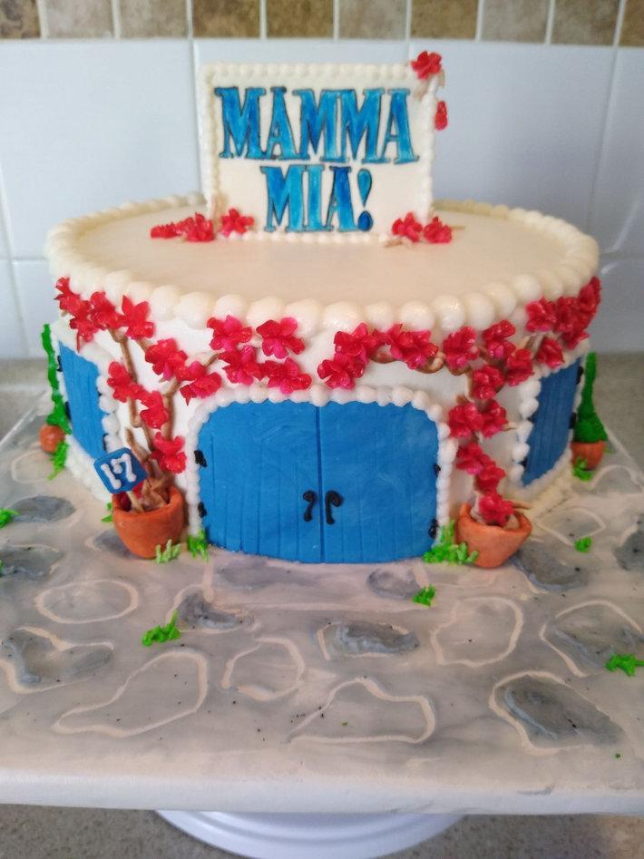 Mama Mia Cake