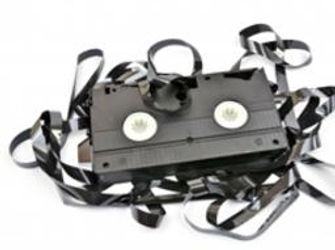 Broken videotapes can be repaired