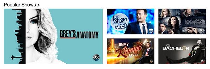 Watch Full Episodes of TV Favorites