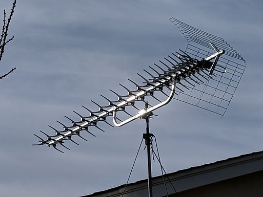 Fix your TV Antenna Now, before this happens!