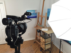 Professional videotaping services