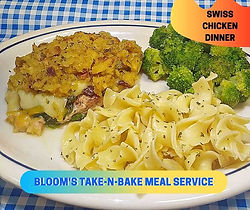 Bloom's Take-N-Bake Meals