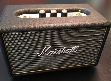 Bluetooth speaker review: Vintage style and throwback sound