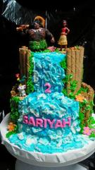 3D-Girls-Birthday-Cake-Themed