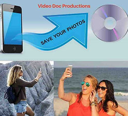 Save your photos from Cell Phones