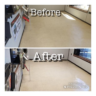 Office Cleaning Before and After