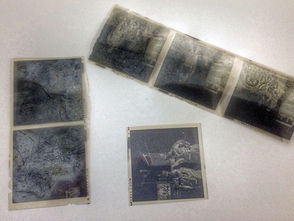 Film Negatives Scanned and reprinted