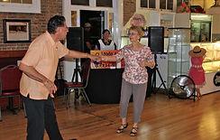 Dancing at Bloom's