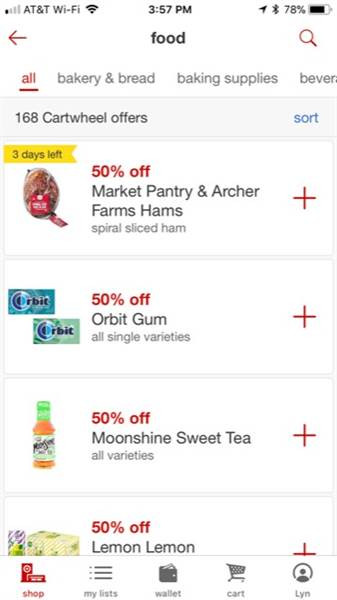Coupon Apps Help Save Money