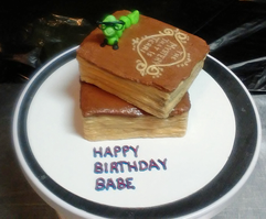 Cakes Made to Look the Way You Want!