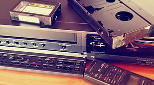 VHS, VHS-C, 8mm, Camcorder videotapes