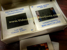Slides to DVD, The Villages, FL