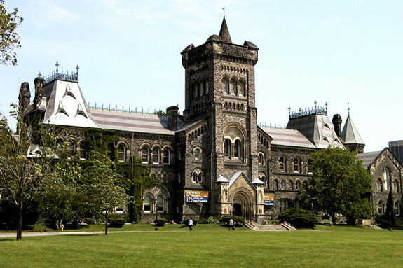 OISE Building at University of Toronto