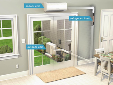 Ductless Heating & Cooling