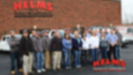 Helms Heating & Air Conditioning Employees