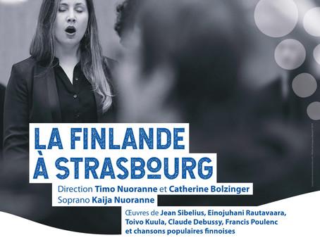 Un concert à Saint Augustin !