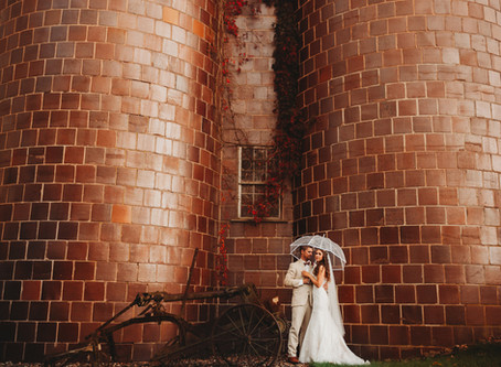 QUONQUONT FARM WHATELY MASSACHUSETTS WEDDING:  HALEY & AARON
