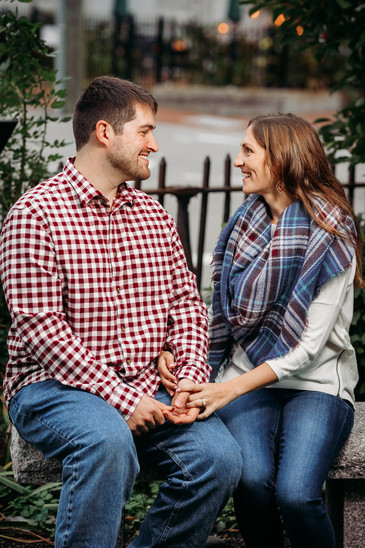 Portsmouth NH Engagement photography