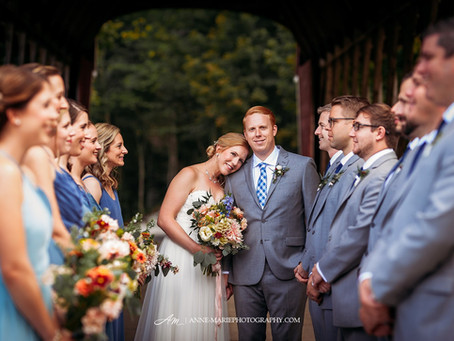 STRATTON RESORT VERMONT WEDDING: MR. & MRS. MALONE