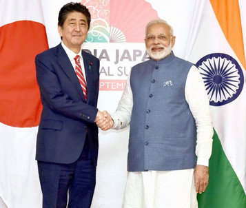With greater India-Japan partnership post-COVID, can a powerful Asia-Africa Corridor emerge?
