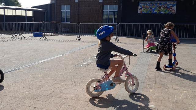 Fietsen,fietsen, fietsen maar