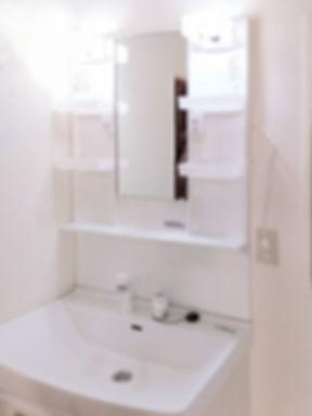 所沢のリフォーム会社原田ホームで洗面室のリフォームをした時のイメージ写真