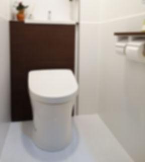 所沢のリフォーム会社原田ホームでトイレのリフォームをした時のイメージ写真