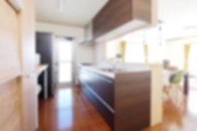 所沢のリフォーム会社原田ホームでキッチンのリフォームをした時のイメージ写真