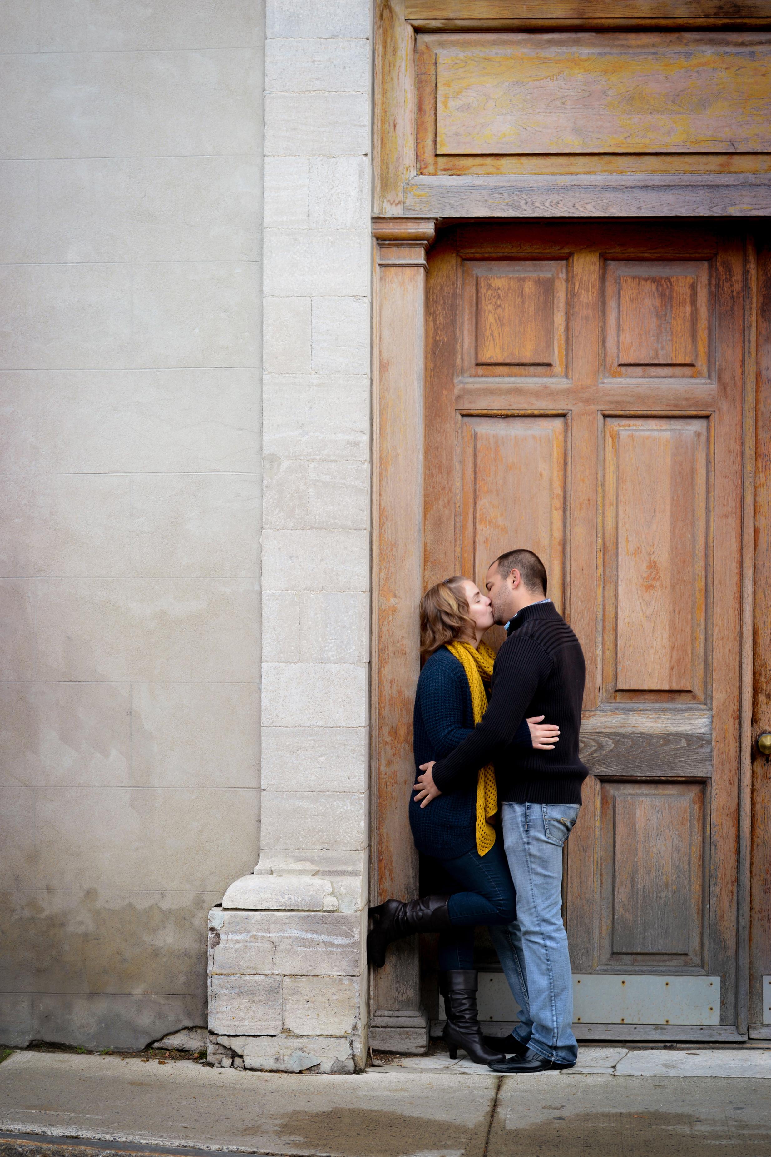 Engagement (Séance pré-mariage)