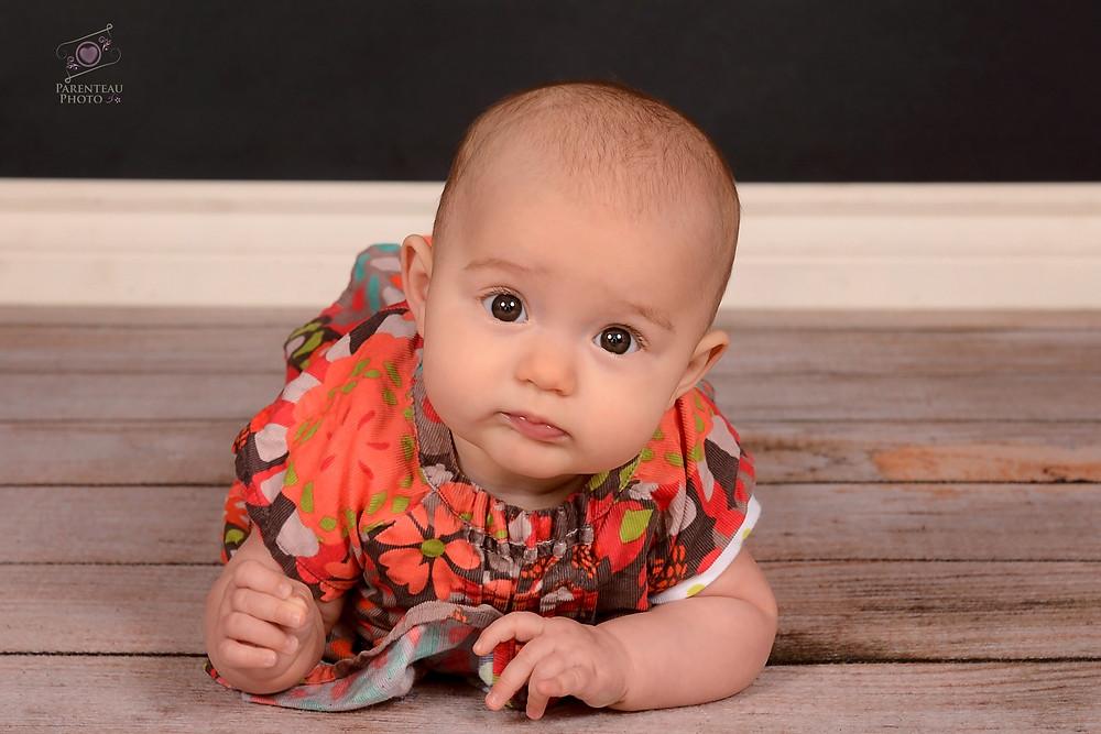 bébé Parenteau photo