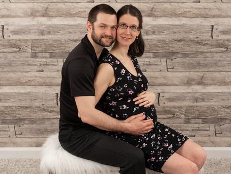 Maternité-couple