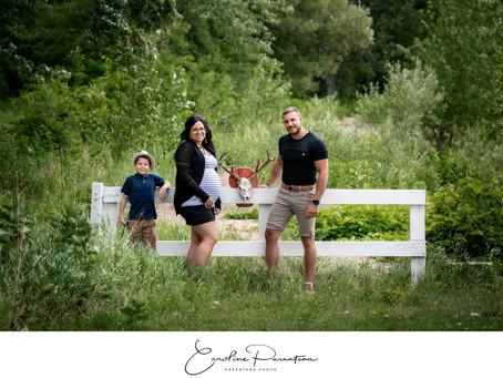 Maternité famille