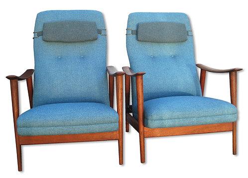 Et par Combi Star lænestole