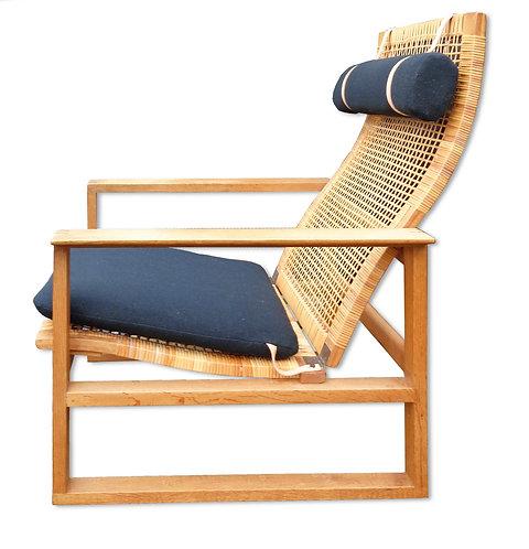 Børge Mogensen: Højrygget slædestol, BM 2254