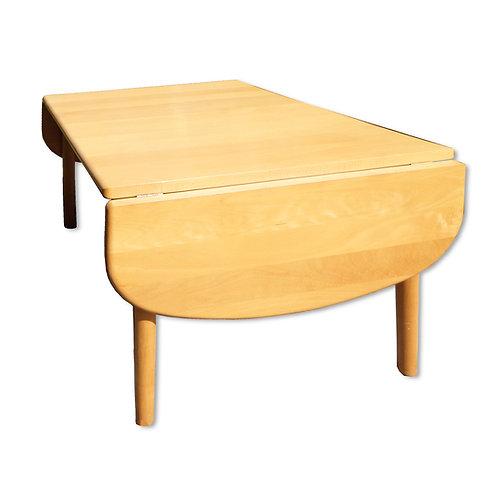 Hans J. Wegner: Sofabord af massiv bøg