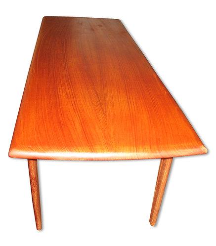 Sofabord af massiv teak