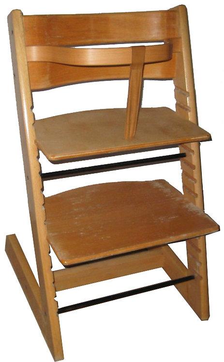 Tripp Trapp barnestol med bøjle