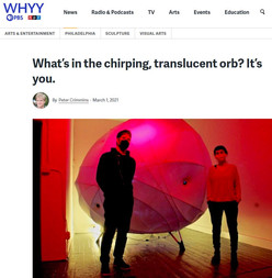 Synesthesia at WHYY