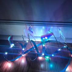 LED & Dichroic Film Experiment