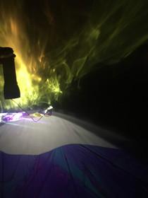 Flashlight Experiment
