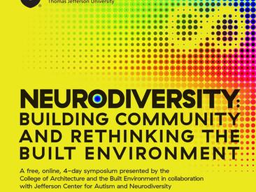 Neurodiversity: Building Community & Rethinking the Built Environment