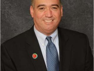 September Meeting - Warren Township School Board President - Tony Mendez