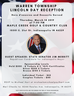 Lincoln Day Reception 2019