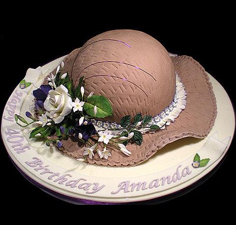 Chocolate Cake For Th Birthday