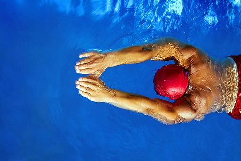Swimmer Massage Gift Card
