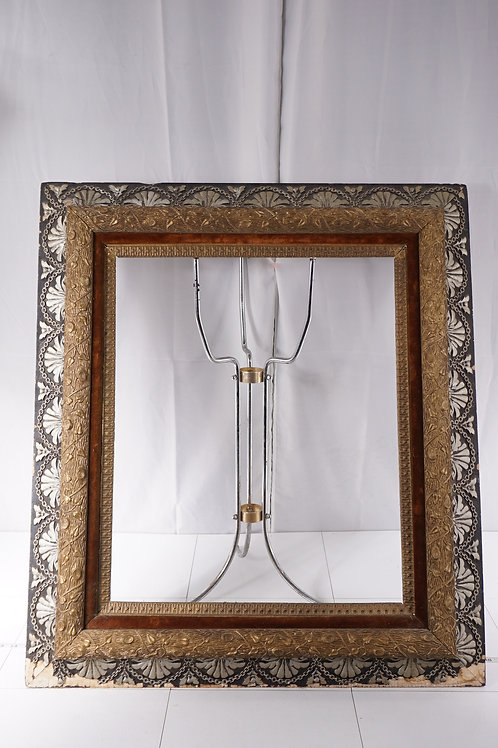 Early 1900s Gilt Picture Frame