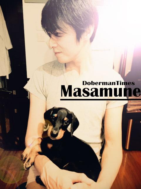 Masamune(♂)生後2ヶ月