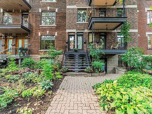 Condo - Penthouse Outremont